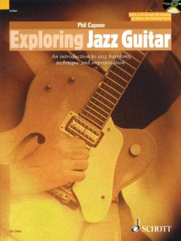 Exploring Jazz Guitar: An Introduction to Jazz Harmony, Technique and  (HL-49016691)
