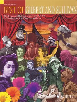 Best of Gilbert and Sullivan (PVG) (HL-49016776)