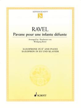 Pavane pour une infante défunte: Pavane for a Dead Princess for Alto S (HL-49016886)