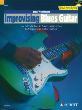 Improvising Blues Guitar: An Introduction to Blues Guitar Styles, Tech (HL-49017062)