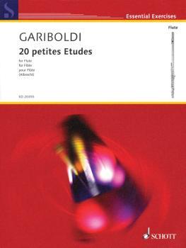 20 Petites Études (Flute Solo) (HL-49017670)