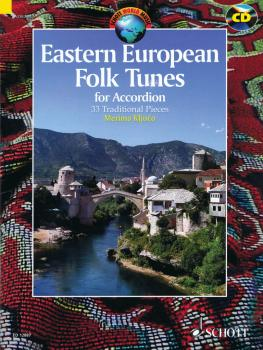 Eastern European Folk Tunes for Accordion: 33 Traditional Pieces (HL-49017751)