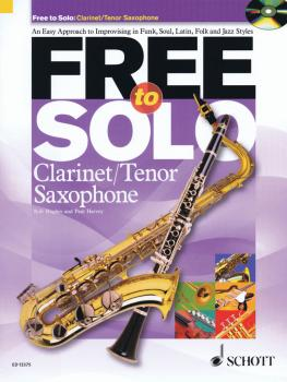 Free to Solo Clarinet or Tenor Sax (HL-49018703)