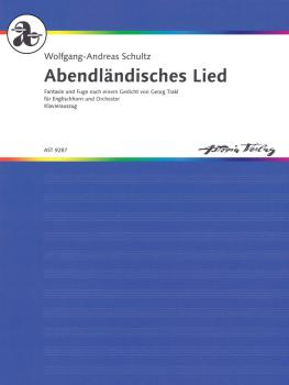 Abendländisches Lied: Piano Reduction with Solo Part (HL-49018735)