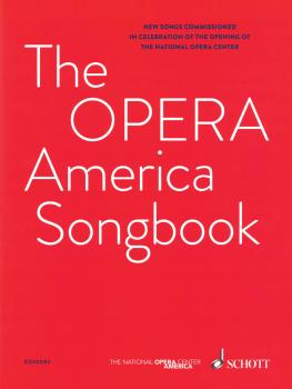 The Opera America Songbook (Voice and Piano) (HL-49019185)