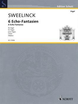 6 Echo Fantasias: Urtext Edition for Organ (HL-49044350)