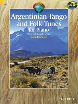 Argentinian Tango and Folk Tunes for Piano: 28 Traditional Pieces (HL-49044378)