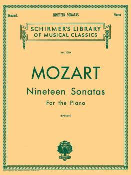 19 Sonatas - Complete (Piano Solo) (HL-50258580)