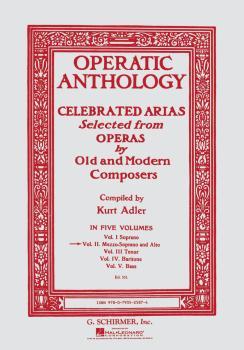 Operatic Anthology - Volume 2: Mezzo-Soprano and Piano (HL-50325840)