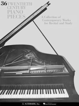 36 Twentieth Century Pieces (Piano Solo) (HL-50331300)