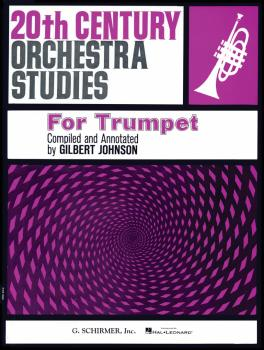 20th Century Orchestra Studies for Trumpet (Trumpet Solo) (HL-50331420)