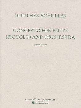 Concerto for Flute (Piccolo) and Orchestra (Score and Parts) (HL-50483053)