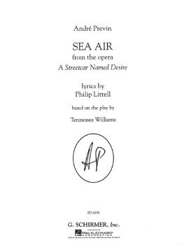I Can Smell the Sea Air (from the opera A Streetcar Named Desire based (HL-50483529)