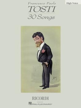 Francesco Paolo Tosti - 30 Songs (High Voice) (HL-50484320)