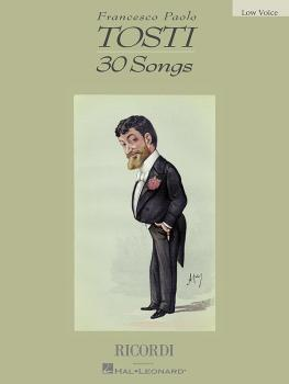 Francesco Paolo Tosti - 30 Songs (Low Voice) (HL-50484321)