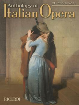 Anthology of Italian Opera (Mezzo-Soprano) (HL-50484601)