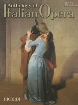 Anthology of Italian Opera (Bass) (HL-50484604)