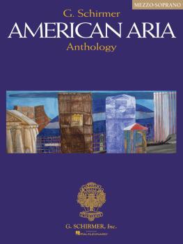 G. Schirmer American Aria Anthology (Mezzo-Soprano) (HL-50484624)