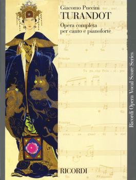 Turandot (Vocal Score) (HL-50486270)