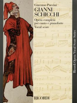Gianni Schicchi (Opera Vocal Score) (HL-50486425)