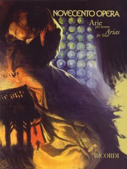 20th Century Opera (Novecento Opera Arie) (Arias for Tenor) (HL-50486431)
