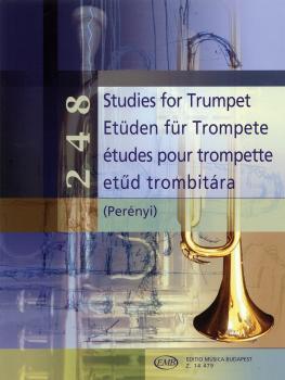 248 Studies for Trumpet (HL-50486592)