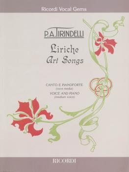 Liriche (Art Songs) (for Medium Voice and Piano) (HL-50486662)