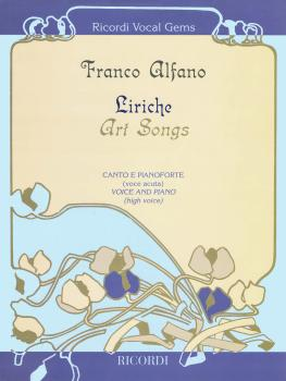 Liriche  (Art Songs) (High Voice and Piano) (HL-50486996)