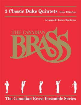 3 Classic Duke Quintets (Brass Quintet) (HL-50489969)