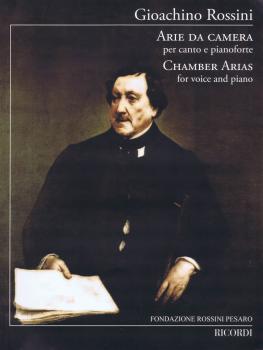 Chamber Arias (Arie de Camera) (Voice and Piano) (HL-50490590)