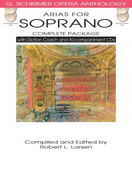 Arias for Soprano - Complete Package (with Diction Coach and Accompani (HL-50498715)