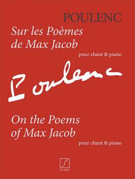 On the Poems of Max Jacob: Voice and Piano Original Keys (HL-50499304)