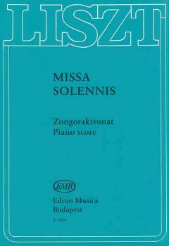 Missa Solemnis Eszt.-v/s (HL-50511099)