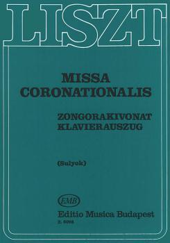 Missa Coronationalis-v/s(l) (HL-50511101)
