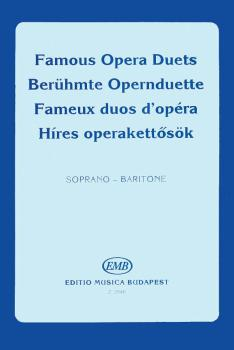 Famous Opera Duets - Volume 2 (For Soprano and Baritone) (HL-50511170)
