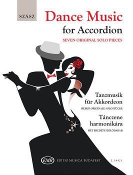 Dance Music for Accordion: Seven Original Solo Pieces (HL-50600121)