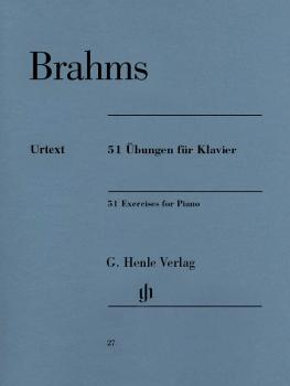51 Exercises for Piano (HL-51480027)