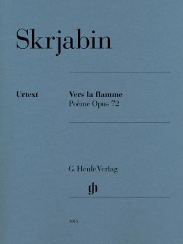 Vers la flamme (Poème), Op. 72 (HL-51481015)