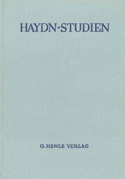 Haydn Studies Volume III Collection (Clothbound) (HL-51482013)
