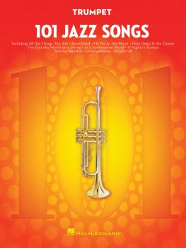 101 Jazz Songs for Trumpet (HL-00146368)
