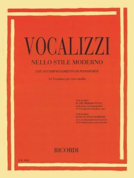 Vocalises in the Modern Style [Vocalizzi Nello Stile Moderno] (Medium  (HL-50600412)