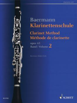 Clarinet Method, Op. 63: Volume 2, Nos. 34-52 - Revised Edition (HL-49044753)