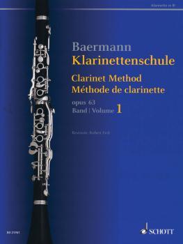 Clarinet Method, Op. 63: Volume 1, Nos. 1-33 - Revised Edition (HL-49044755)