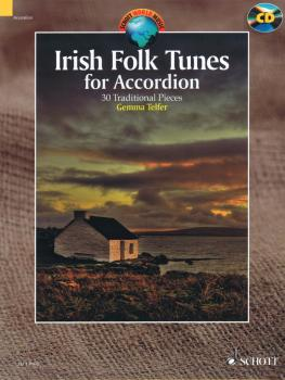 Irish Folk Tunes for Accordion: 30 Traditional Pieces (HL-49044801)