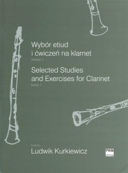 Selected Studies and Exercises for Clarinet Book 1 (HL-00132728)