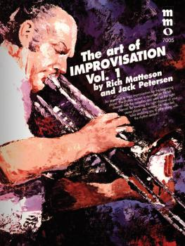 The Art of Improvisation: Vol. 1 (HL-00400536)