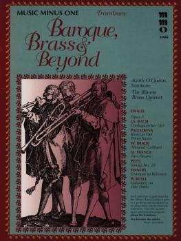 Baroque, Brass & Beyond: Music Minus One Trombone (HL-00400450)