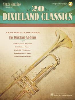 20 Dixieland Classics: Music Minus One Trumpet (HL-00400617)