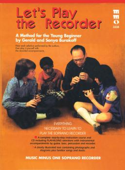 Let's Play the Recorder: A Method for the Young Beginner (HL-00400714)