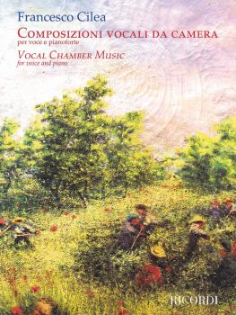 Vocal Chamber Music (for Voice and Piano) (HL-50600626)